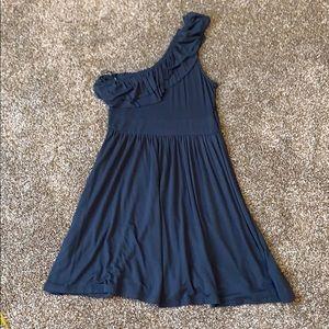 Gray size M dress